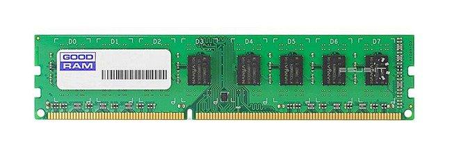 Memory RAM 1x 8GB GoodRAM ECC UNBUFFERED DDR3  1066MHz PC3-8500 UDIMM | W-MEM1066E38G