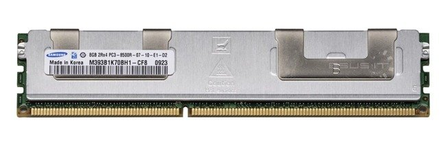Memory RAM 1x 8GB Samsung ECC REGISTERED DDR3  1066MHz PC3-8500 RDIMM | M393B1K70BH1-CF8