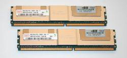 Memory RAM 2x 8GB HP Workstation xw8600 DDR2 667MHz ECC FULLY BUFFERED DIMM   413015-B21